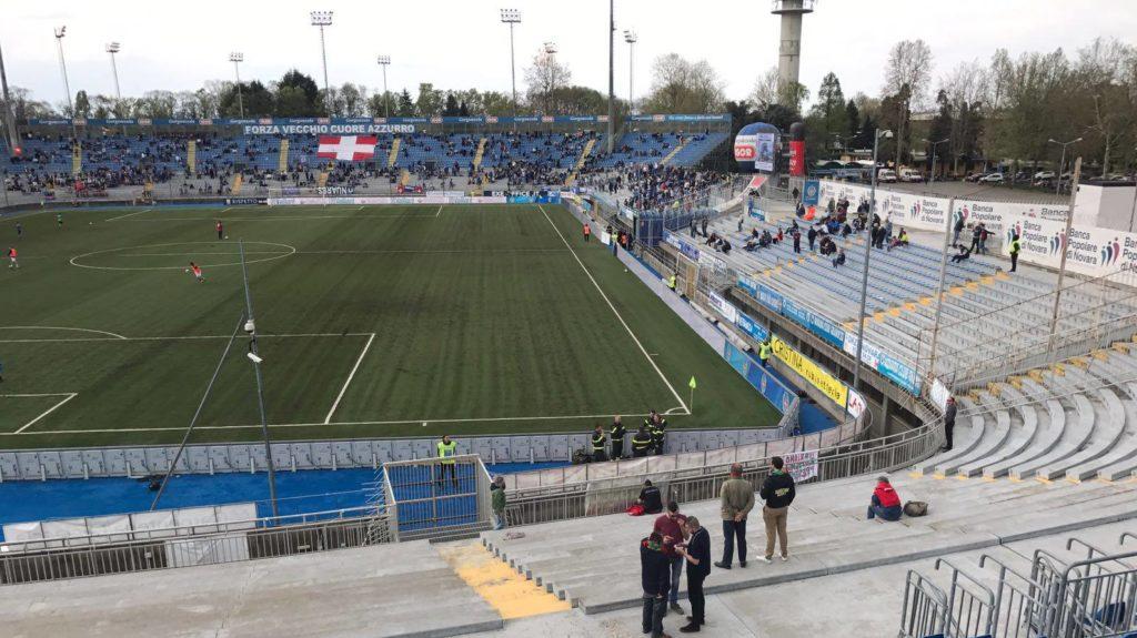 Novara-Ternana, ufficiale il dato dei biglietti venduti ai tifosi rossoverdi