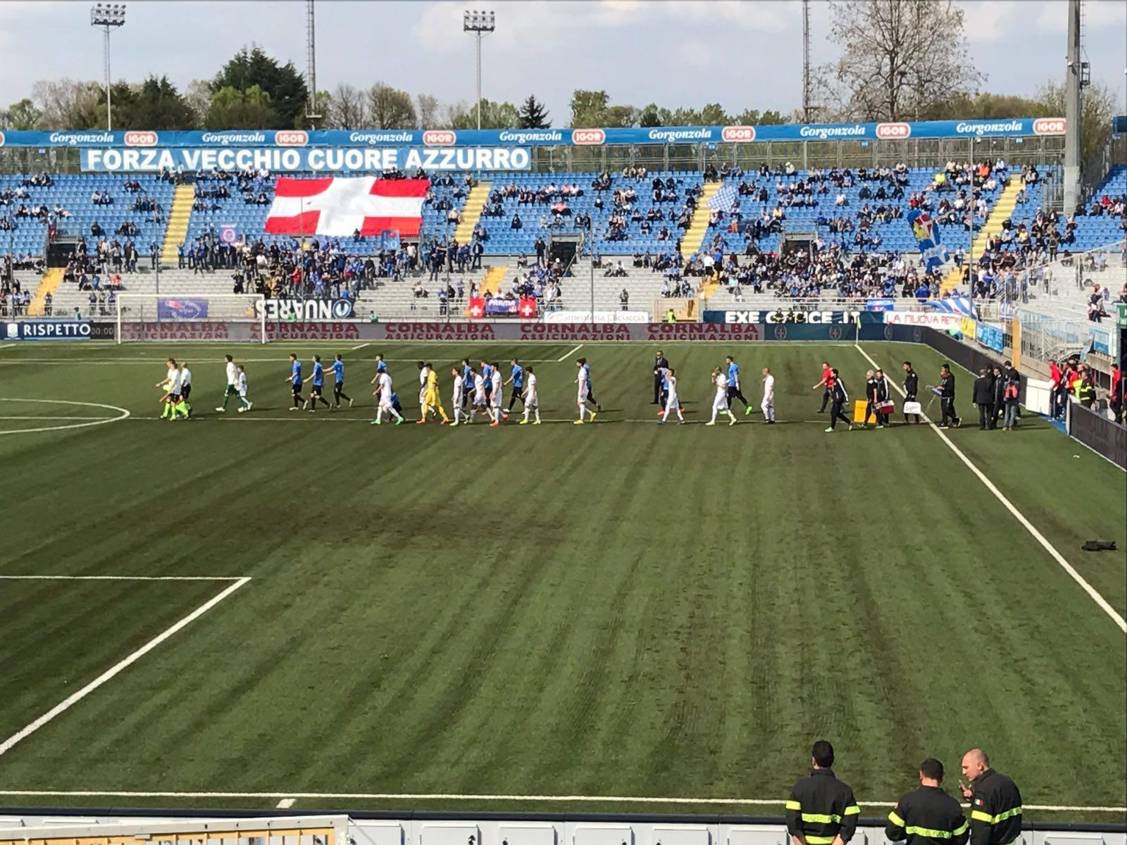 Novara-Ternana