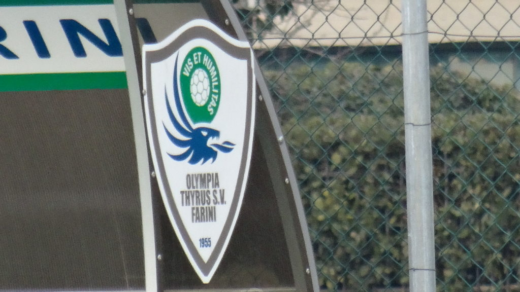 Calciomercato Olympia Thyrus, Simone Lucidi è il nuovo bomber