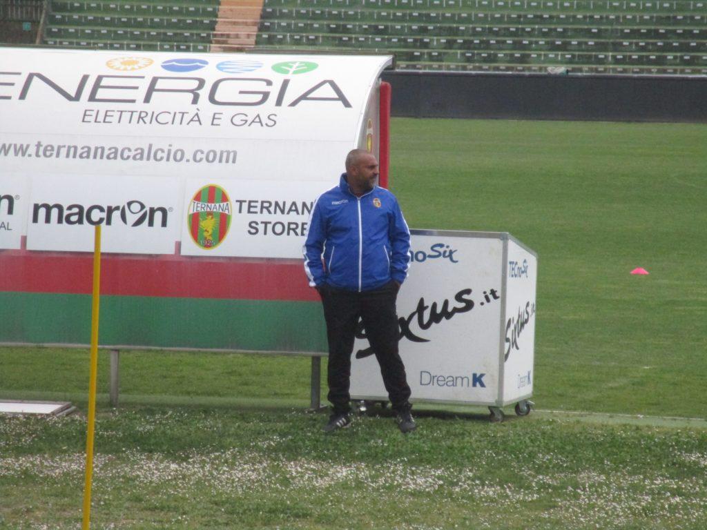 Ternana, straordinario primato con Fabio Liverani in panchina delle Fere dalla 30esima alla 42esima giornata del ampionato di Serie B Con.Te