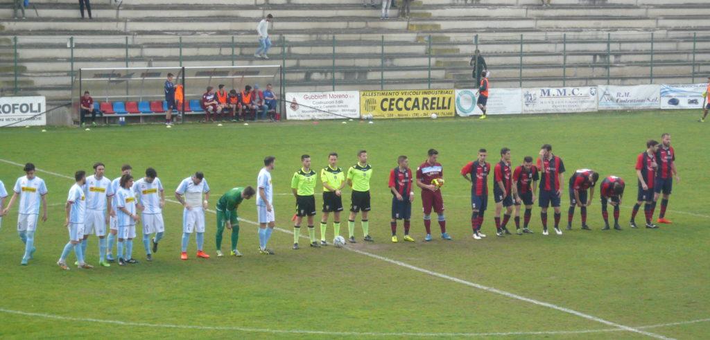 Narnese-Amerina 3-1, vittoria in amichevole per i rossoblù