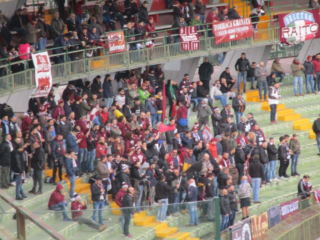 Serie B Salernitana-Frosinone, probabili formazioni ed ultime dai campi