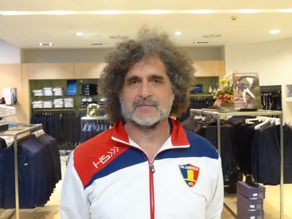 Campitello, Fausto Forgia 'La vittoria è solo dei miei ragazzi'