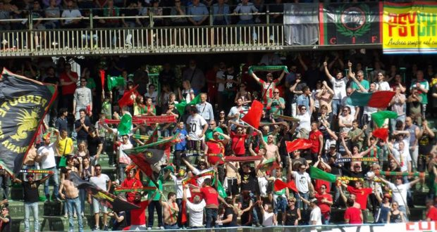Ternana, la classifica dei tifosi rossoverdi