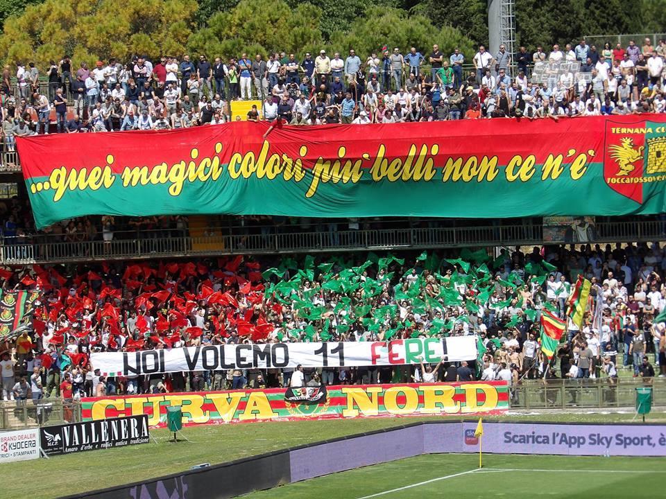 Ternana calcio mercato, nuovo prospetto per l'attacco dei rossoverdi