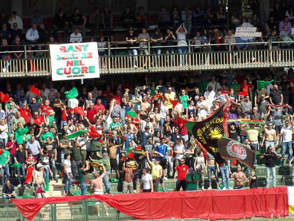 Calciomercato Ternana, quattro calciatori dal Fondi alle Fere