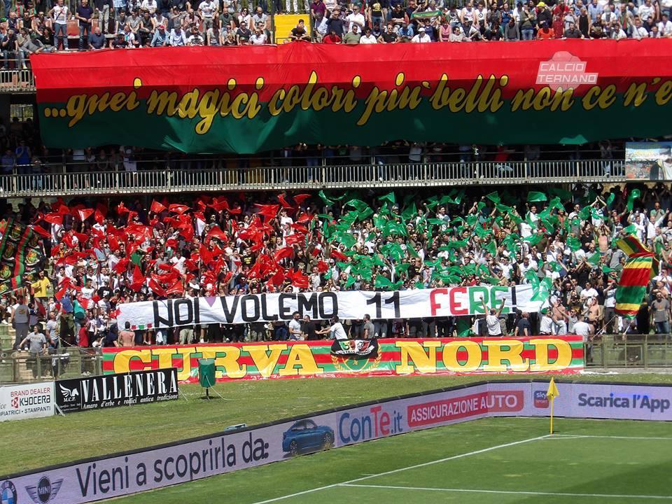 Ternana, Luca Giovannone 'Non posso prendere in considerazione la proposta'