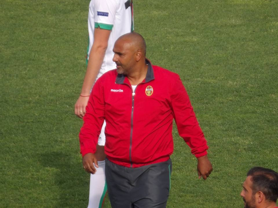 Ternana, Unicusano con Fabio Liverani in panchina