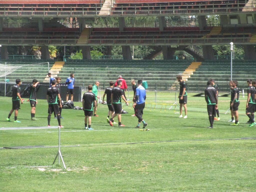 Ternana-Spal, Defendi e Falletti tornano in gruppo