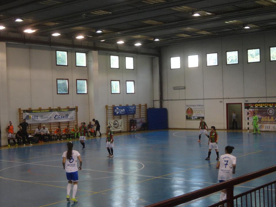 Ternana Calcio Femminile, le Ferelle conquistano gara 3