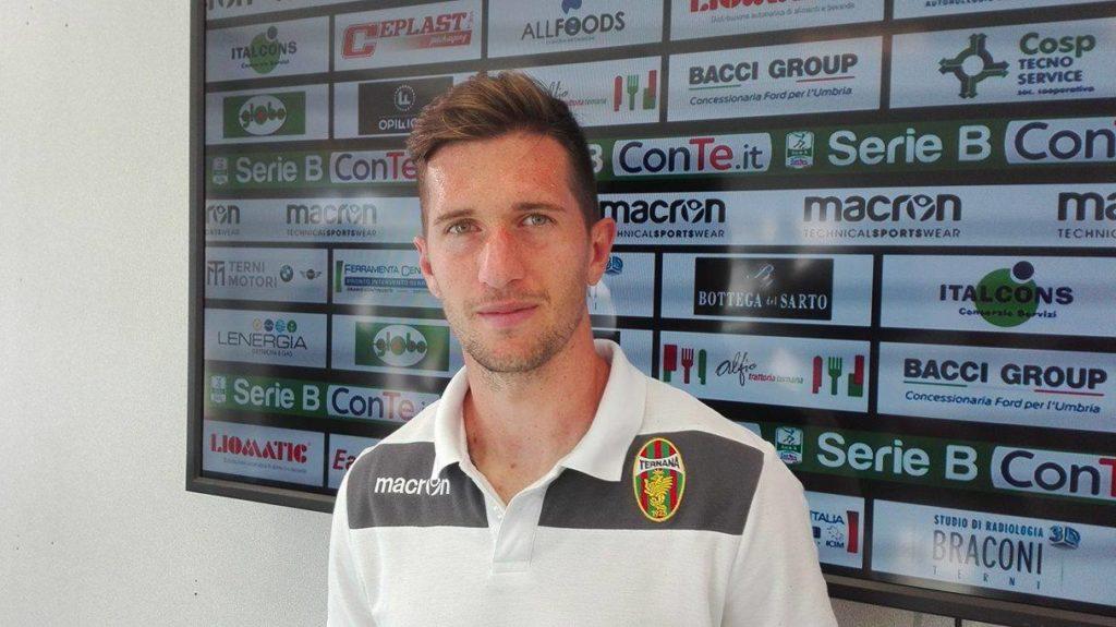 Ternana, Stefano Pettinari 'Vittoria importantissima'