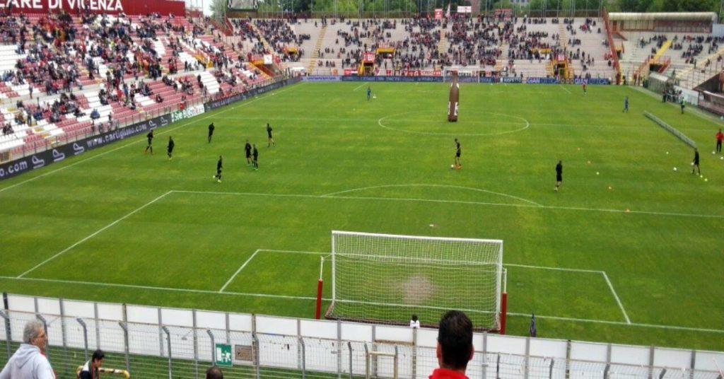 Lega Pro L.R.Vicenza-Ternana ufficiale, il dato del settore ospiti