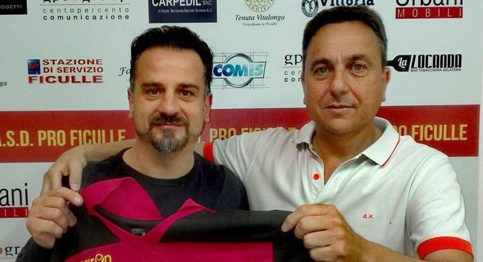 Pro Ficulle ufficiale, Valentino Baldini confermato