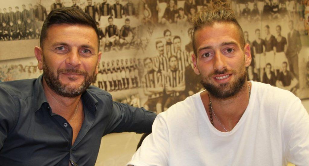 Serie B, ufficiale il passaggio di Elio Calderini al Foggia