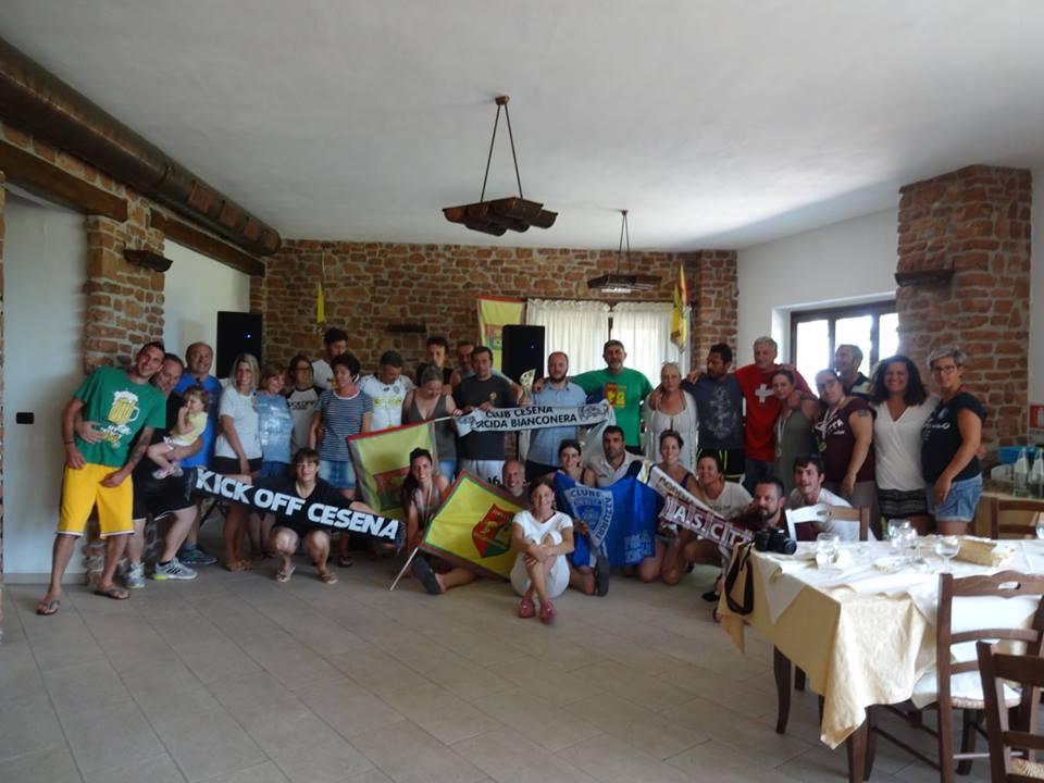 Club Roccarossoverde, il week end dei 'giochi dei tifosi'