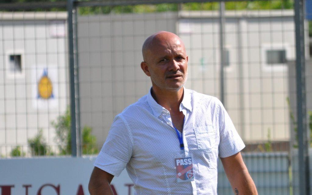 Foggia-Ternana, segui in diretta la conferenza di Luca Evangelisti