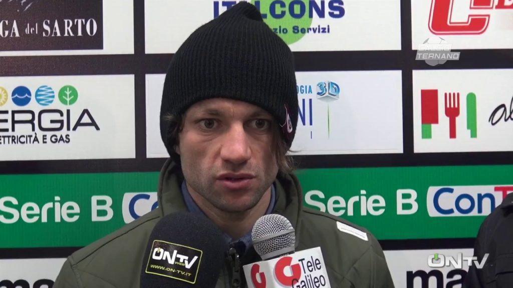 Ternana, ufficiale Andrea Paolucci è un nuovo giocatore rossoverde