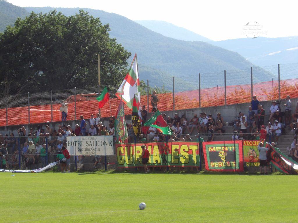 Ternana-Cesena, iniziativa della Curva Est
