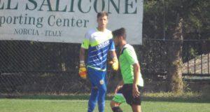 Ternana, Alessandro Plizzari protagonista in Italia-Russia 2-1