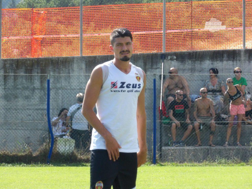 Ternana, Ivan Varone verso una maglia da titolare