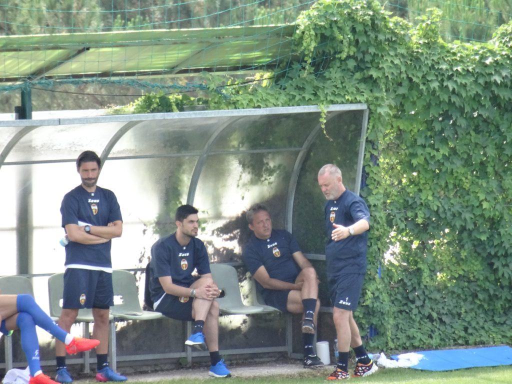 Ternana, Daniele Persico 'Vi spiego come analizzo l'avversario'