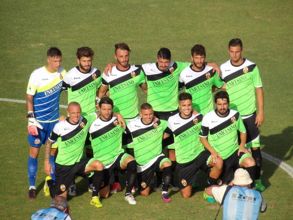 Casertana-Ternana 0-3, i rossoverdi vincono il test amichevole