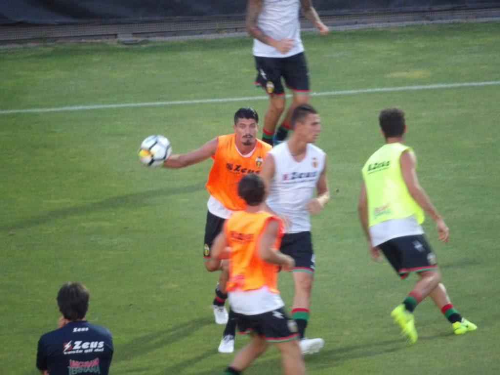 Ternana, highlights di Ternana- Trapani 0-1