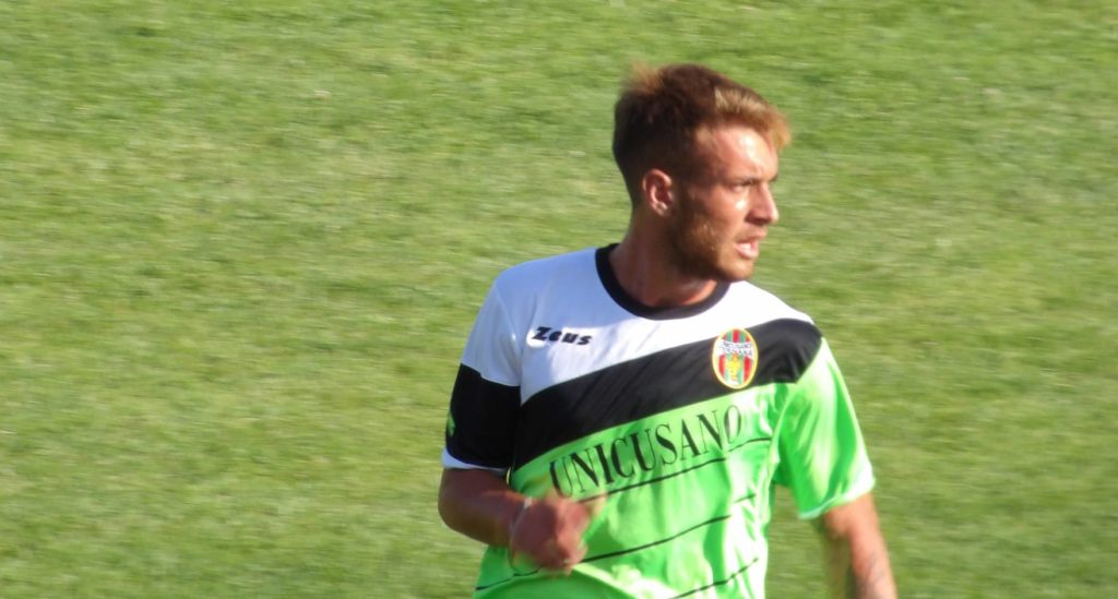 Ternana, Alessandro Bordin convocato con l'Italia Under 20 di Guidi