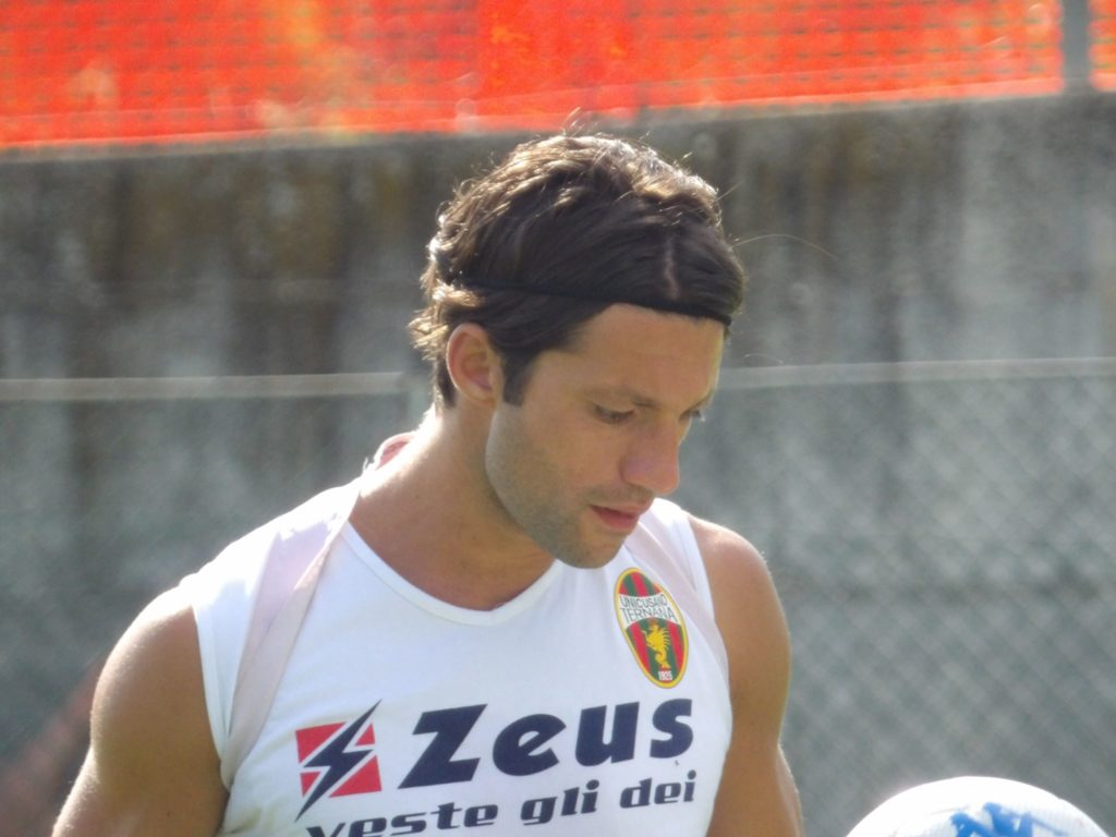 Ternana, i fan di Calcio Ternana scelgono Andrea Paolucci