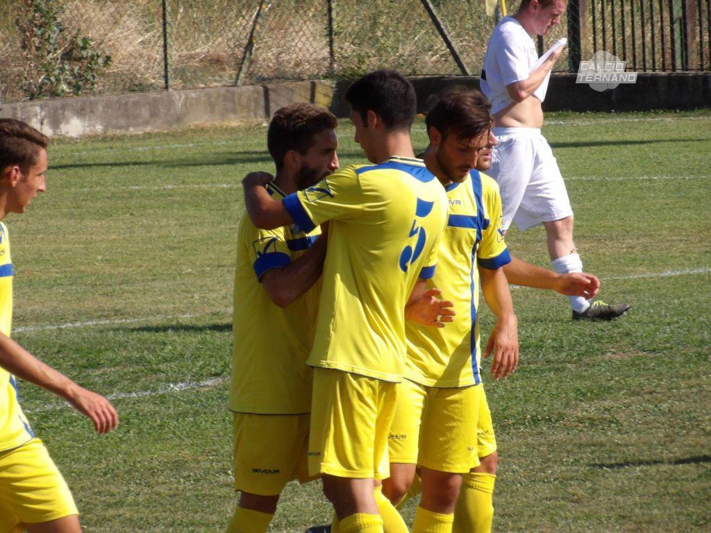Coppa Promozione, Giove sconfitto in rimonta dall'Ellera