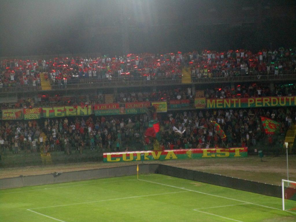 Ternana-Partizani Tirana, prezzi e modalità per i biglietti
