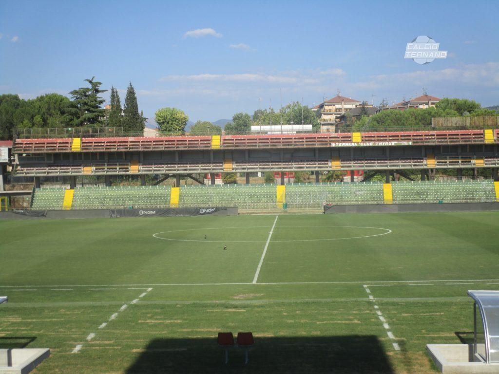 Ternana, tutti gli appuntamenti di Ternana-Venezia con Calcio Ternano