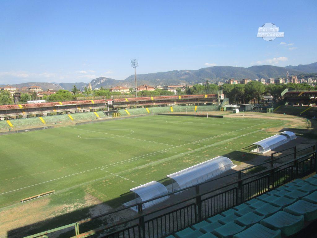 Ternana-Novara, segui la diretta del match con Calcio Ternano