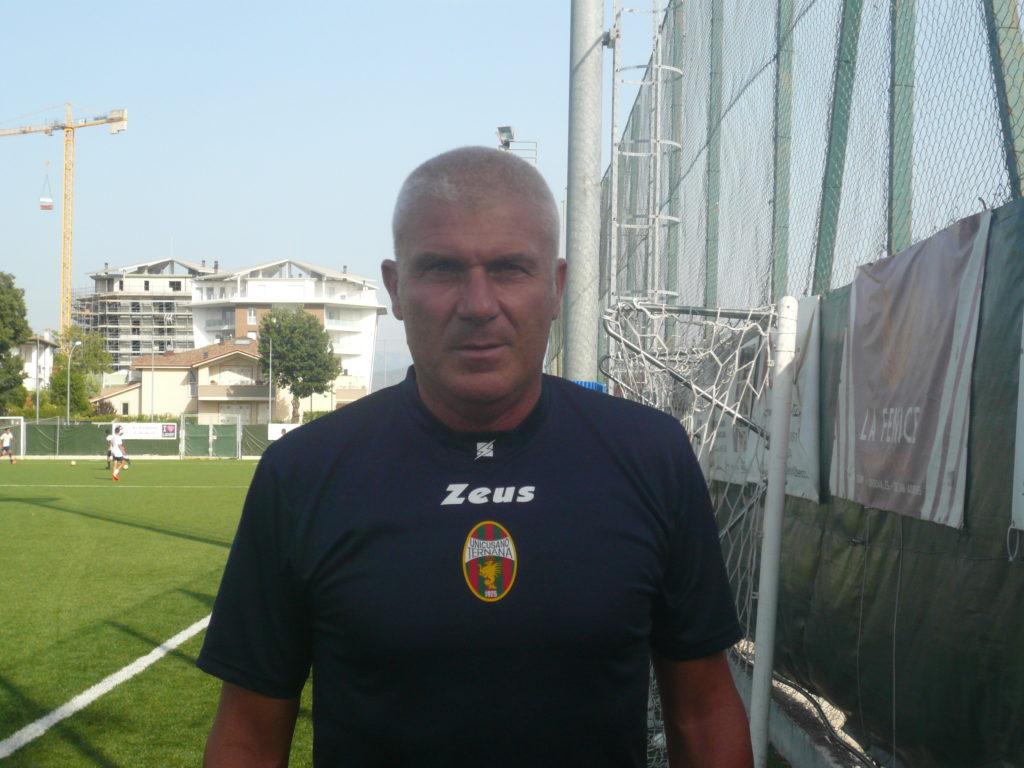 Ternana ufficiale, Ferruccio Mariani nuovo tecnico