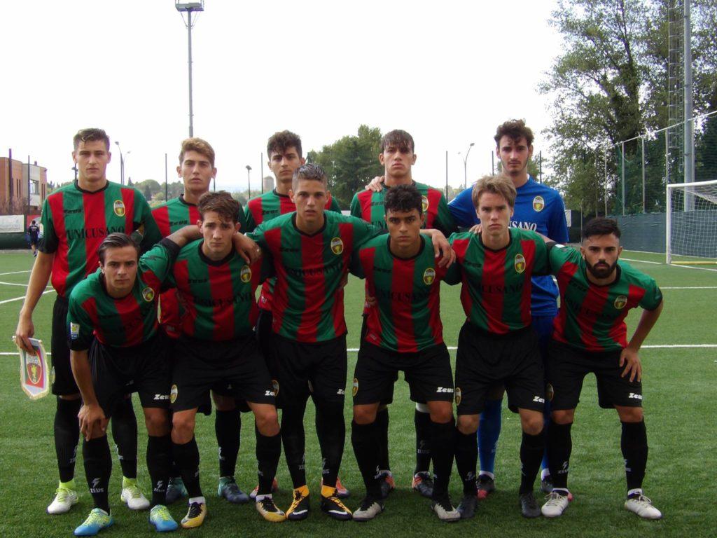 Ternana-Perugia Primavera, segui la diretta con Calcio Ternano