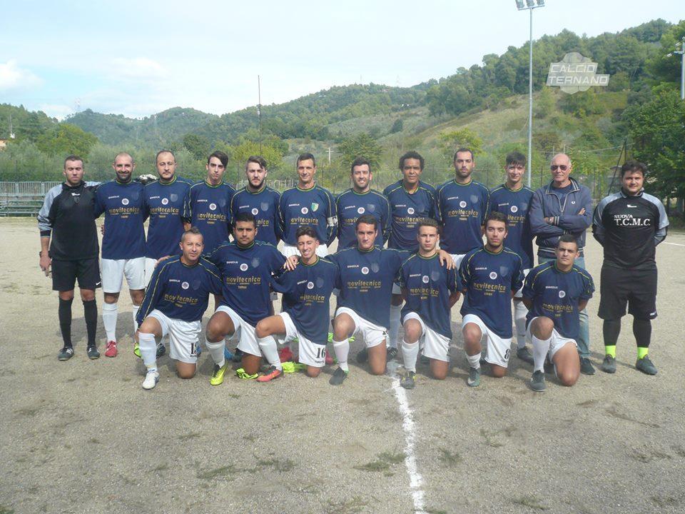 Interamna Nahars-Orvieto 2-0, colpaccio dei rossoverdi