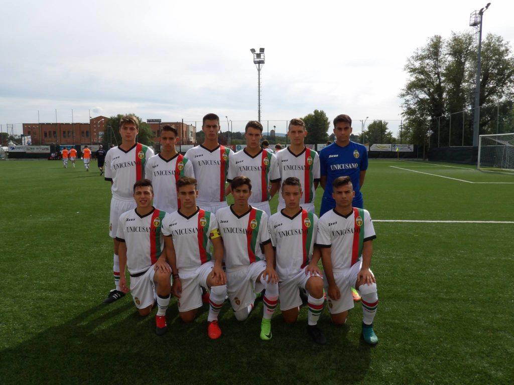 Ternana-Perugia Under 17, ecco come è andato il derby dei rossoverdi