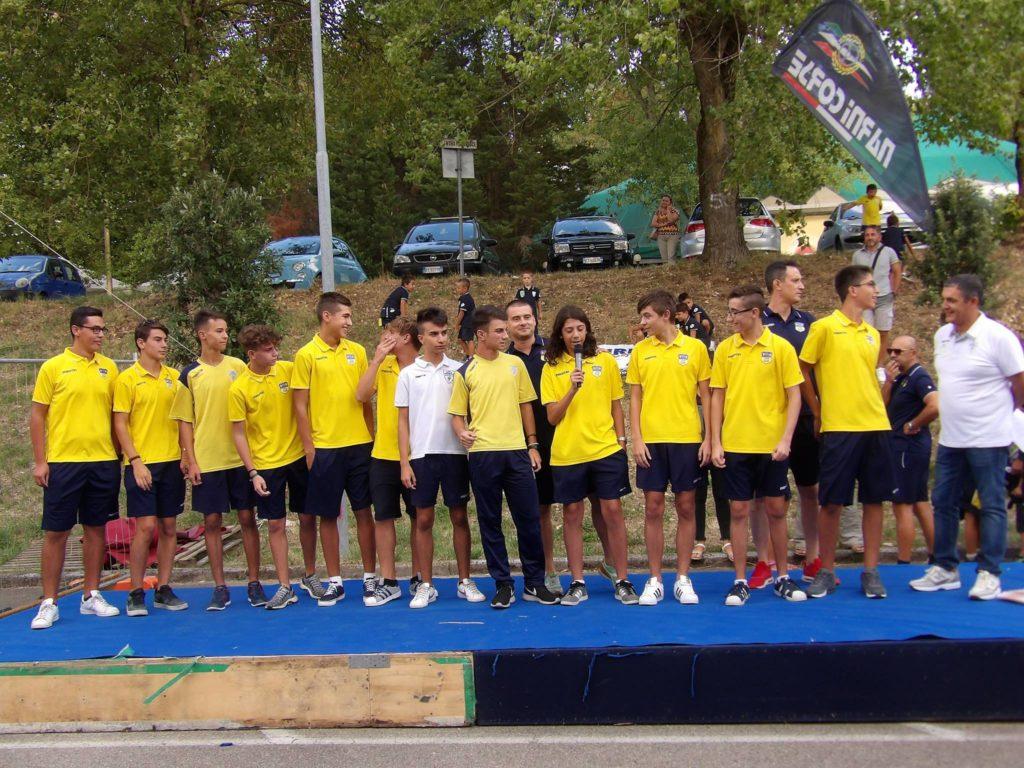 Sporting Terni, gli Allievi sono campioni Provinciali