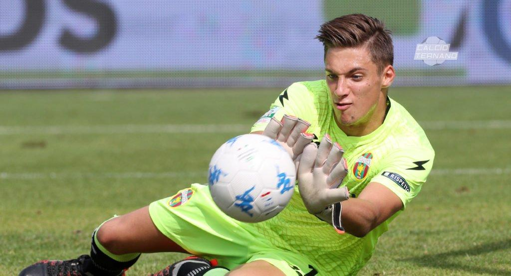 Ternana calcio, Alessandro Plizzari convocato con l'Italia Under 21