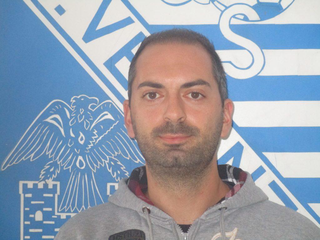 IL direttore sportivo del San Venanzo PIambianco