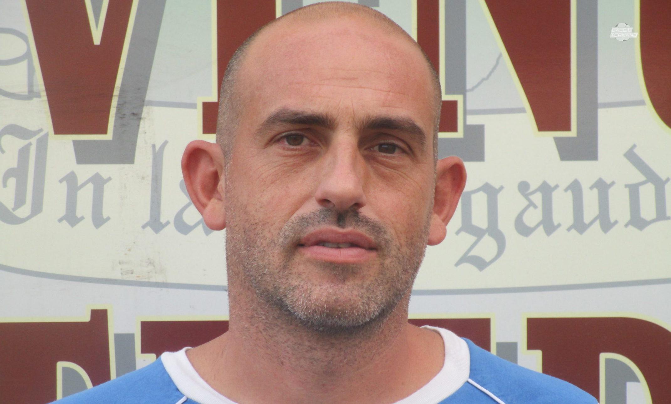Lucio Mauri allenatore Montefranco