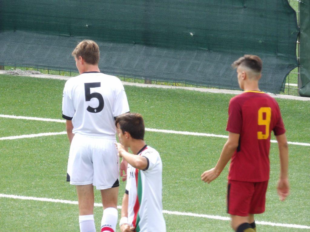 Palermo-Ternana 0-1 Under 15, vittoria importante dei ragazzi di Borrello