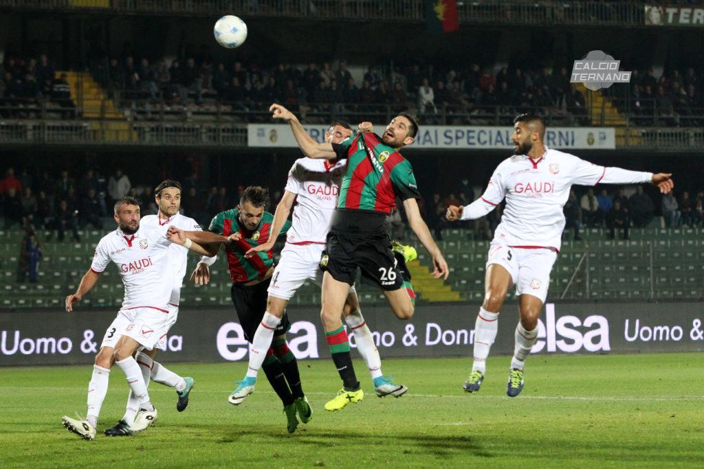 Carpi-Ternana ufficiale, Riccardo Brosco salta il match