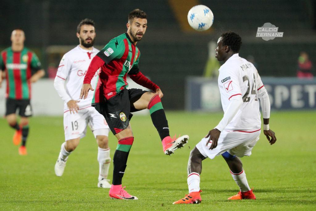 Carpi-Ternana, segui la diretta del match con Calcio Ternano
