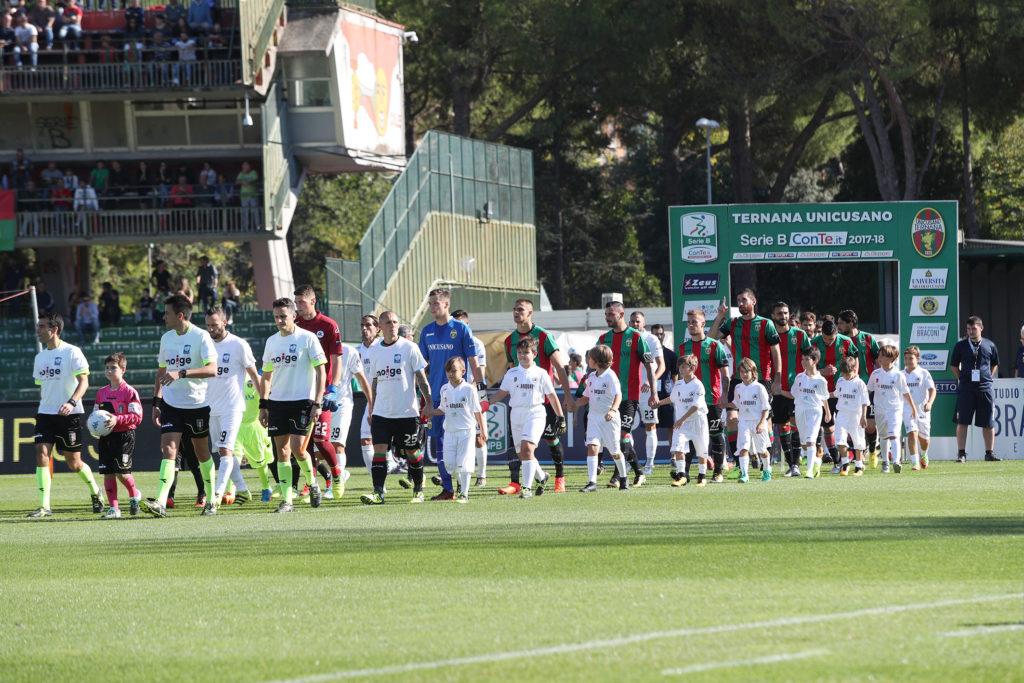 Ternana calcio, trentacinquesima campionato di terza serie per i rossoverdi