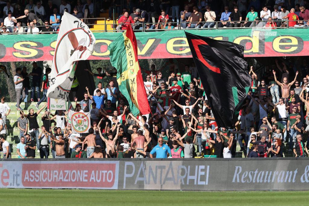 Ternana, ufficiale anticipate le gare con Pro Vercelli ed Avellino