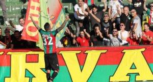 Ternana, Adriano Montalto 'Rifiutato il Palermo per rimanere in rossoverde'
