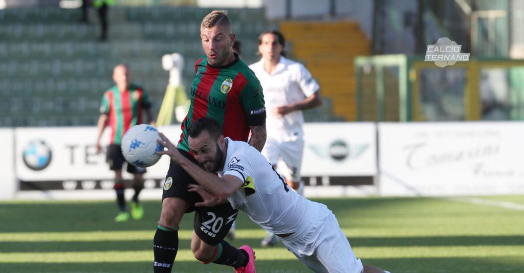Spezia-Ternana, i provvedimenti del Giudice Sportivo