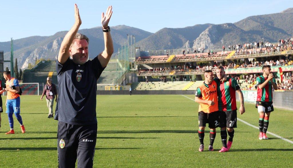 Ternana, Sandro Pochesci a rischio deferimento