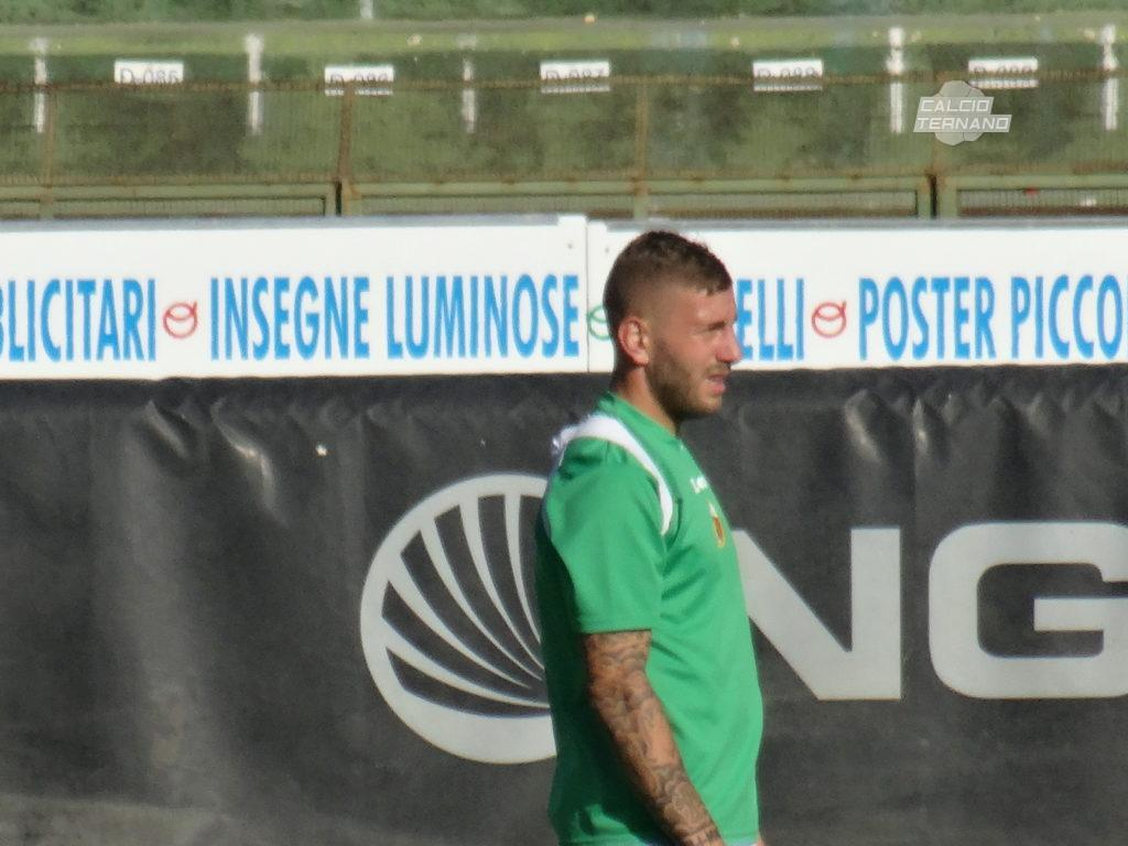 Ternana, possibile chance per Mirko Carretta